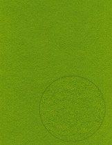 Филц - зелен - Размери 20 x 30 cm