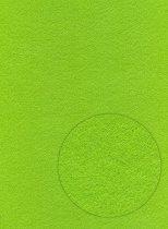 Филц - светло зелен - Размери 20 x 30 cm