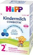 Мляко за малки деца - HiPP Combiotic 2+ - Опаковка от 600 g за деца над 2 години - продукт