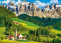 Доломити, Италия -