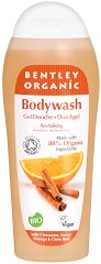 Bentley Organic Revitalising Bodywash - лакочистител