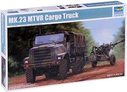 Военен камион - Mk.23 MTVR - Сглобяем модел -
