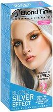 """Blond Time 2 Blond Silver Effect - Изрусител за коса от серията """"Blond Time"""" - паста за зъби"""