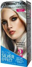 "Blond Time 2 Blond Silver Effect - Изрусител за коса от серията ""Blond Time"" -"