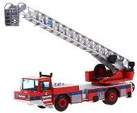 Пожарна кола - Iveco Magirus DLK M 32 L - Умален модел -