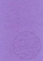 Филц - светло лилав - Размери 20 x 30 cm