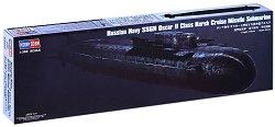 Руска ядрена подводница - SSGN Oscar II Class Kursk Cruise - Сглобяем модел - макет
