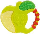 Дъвкалка с охлаждащ ефект - Ябълка - За бебета над 4 месеца -