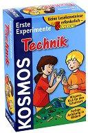 Детски образователен конструктор - Техника - играчка