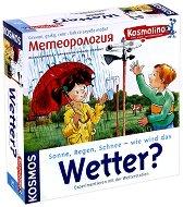 Метеорология - Детски образователен комплект - играчка