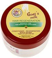 """Възстановяващ балсам за коса - От серията """"Козе мляко - Regal"""" - серум"""
