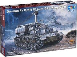 "Снаряден транспортьор - Pz.Kpfw.IV Ausf D/E ""Fahrgestel"" -"