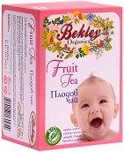 Плодов био чай на пакетчета за бебета - Кутия от 30 g -