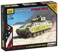 Американски бронетранспонтьор - M2A2 Bradley - Сглобяем модел -