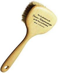 Четка за тяло за сауна - С естествен косъм -