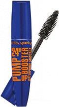 Miss Sporty Pump Up Booster 24h Waterproof - Водоустойчива спирала за обем - маска