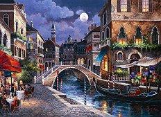 Улиците на Венеция - Джеймс Лий (James Lee) - пъзел