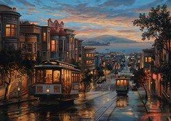 Трамвай към небесата - Евгений Лушпин (Evgeny Lushpin) - пъзел