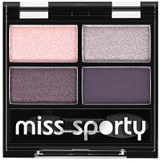 Miss Sporty Studio Colour Quattro - Сенки за очи - 4 цвята -