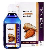 Бадемово масло - Опаковки от 55 ÷ 500 ml - олио