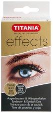 """Titania Effects Eyebrow and Eyelash Dye - Боя за вежди и мигли от серията """"Effects"""" -"""