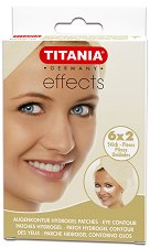 Titania Effects Eye Contour Patches Hydrogel -