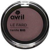 Avril Le Fard - Сенки за очи с прах от черупки на био арган и екстракт от био нар - маска
