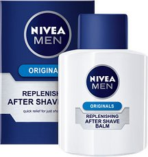 Nivea Men Original Replenishing After Shave Balm - пяна