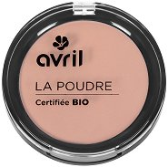 Avril Le Poudre - Био компактна пудра за лице - гел