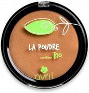 Avril Le Poudre - Био бронзираща пудра за лице - маска