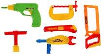 Комплект детски инструменти - детски аксесоар