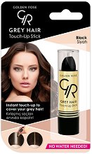 Golden Rose Gray Hair Touch-Up Stick - Стик коректор за бели коси - спирала