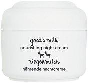 Ziaja Goat's Milk Nourishing Night Cream - крем