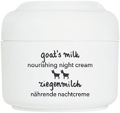 """Ziaja Goat's Milk Nourishing Night Cream - Подхранващ нощен крем от серията """"Goat's Milk"""" - крем"""