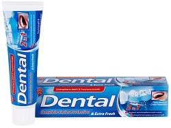 Complete Caries Protection & Extra Fresh - Паста за зъби против кариес -