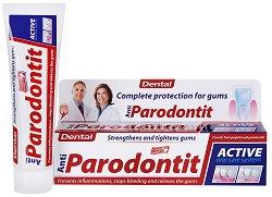 Anti-Parodontit Active - Паста за зъби срещу пародонтит - сапун