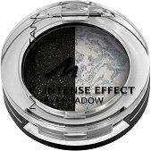 Manhattan Intense Effect Eyeshadow - Сенки за очи в два цвята -