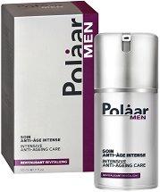 """Polaar Men Intensive Anti-Ageing Care Men - Интензивен крем за лице против стареене за мъже от серията """"Men"""" -"""