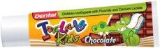 Tra-La-La Kids - Chocolate - Детска паста за зъби с аромат на шоколад -