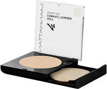 Manhattan Soft Compact Powder - Компактна пудра за лице - фон дьо тен