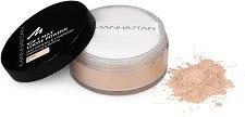 Manhattan Soft Mat Loose Powder - Прахообразна пудра с матиращ и завършващ ефект - крем