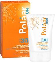 """Polaar Sun Protection Cream - Слънцезащитен крем за лице от серията """"Sun"""" -"""