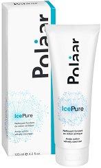 """Polaar Ice Pure Lotion - Почистващ лосион за лице с арктически памук от серията """"Ice Pure"""" - лосион"""