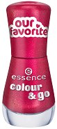 Essence Colour & Go - Лак за нокти - пудра