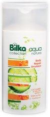 """Bilka Collection Aqua Natura Body Repair Emulsion - Възстановяваща емулсия за тяло от серията """"Aqua Natura"""" - крем"""