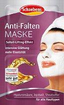 Маска за лице срещу бръчки за суха кожа - Опаковка за две нанасяния - маска