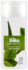 Bilka Hair Collection Shampoo Against Dry Dandruff - Шампоан против сух пърхот - шампоан