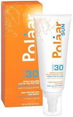 """Polaar Sun Protection Spray - Слънцезащитен спрей за лице и тяло от серията """"Sun"""" -"""