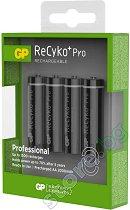 Батерия AA - ReCyko+ Pro - Акумулаторна NiMH (HR6) 2000 mAh - 4 броя - батерия