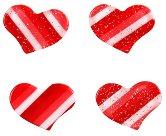 Декоративни елементи - Сърца